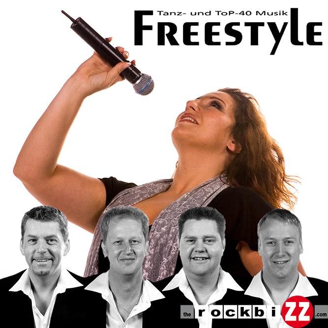 """Bandshooting """"Freestyle"""""""