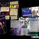 Diverse Bands: Promotion-Flyer
